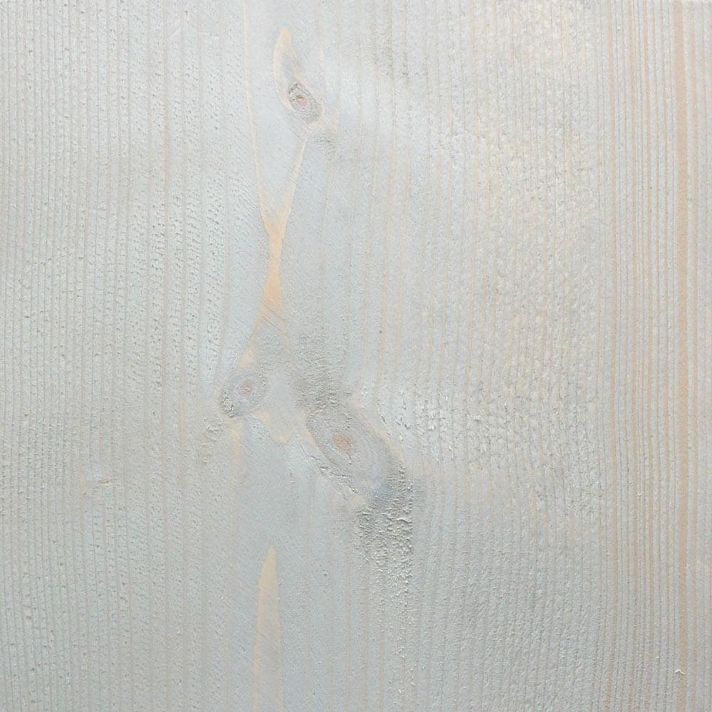 Nieuw steigerhout met lichtgrijze beits