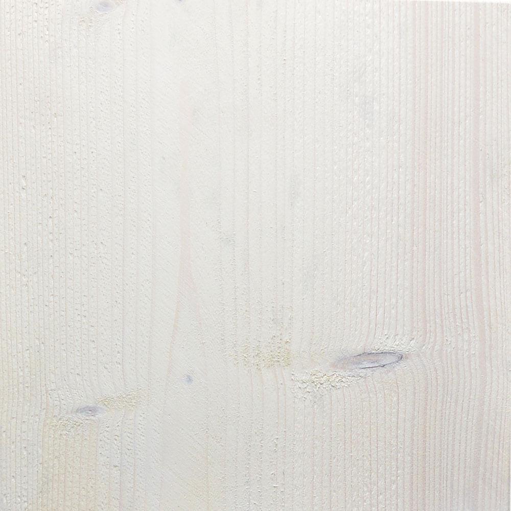 Nieuw steigerhout met witte beits