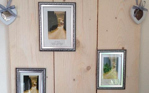 Wand/Fotoborden
