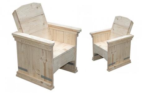 Steigerhouten meubels for Budget meubels