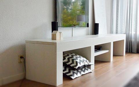 Budget Living | Steigerhouten meubelen op maat