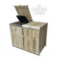 Kliko container ombouw Jelle (nieuw model)