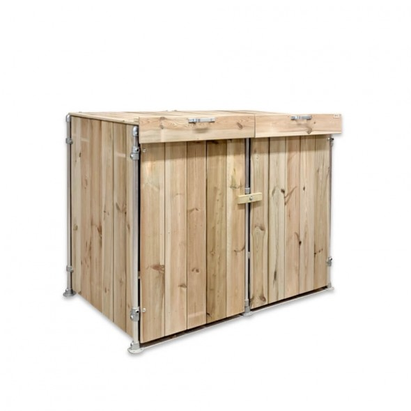 Ombouw Jelle | Geïmpregneerd hout