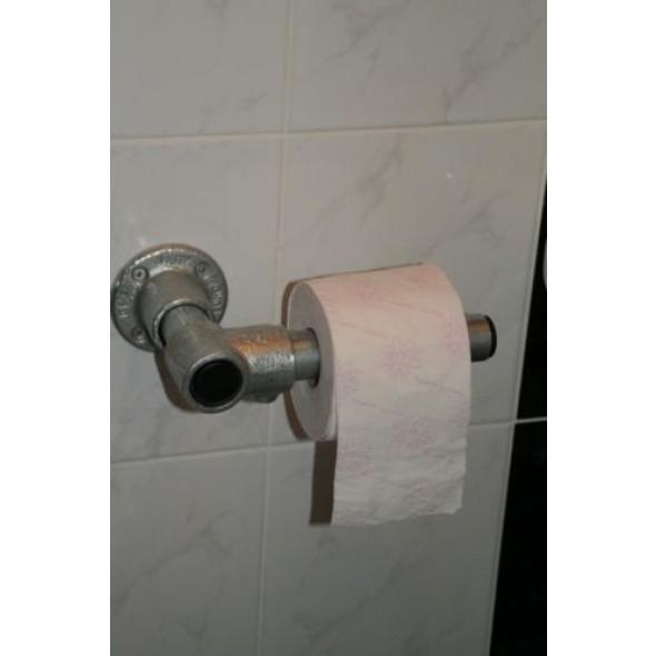 Steigerbuis WC-rolhouder
