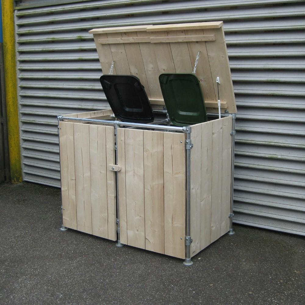 Steigerhouten Container Ombouw Jasper