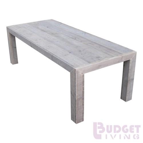 Beroemd Steigerhouten tafel Milan #YB33