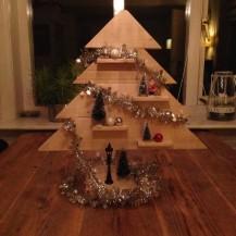 Steigerhouten Kerst-Tree