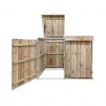 Kliko container ombouw Jelle