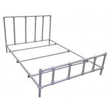 Steigerbuis Bed Verticaal