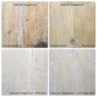 Kleurstaal 2, oud steigerhout