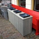 Steigerhout Bloembak Gusto 2