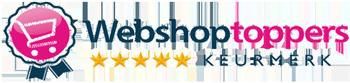 webshop toppers keurmerk